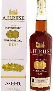 A.H.Riise Gold Medal Vintage 1888 0