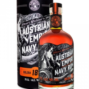 Austrian Empire Navy Rum 18y 0