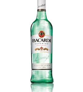 Bacardi Carta Blanca 0