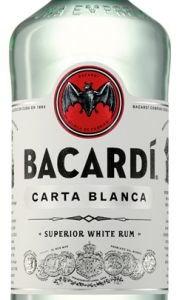 Bacardi Carta Blanca 1l 37