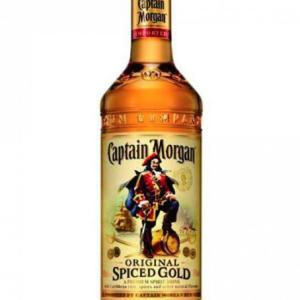 Captain Morgan Spiced  0