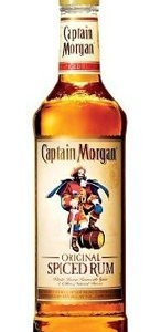 Captain Morgan Spiced  1l 35% - Skvělý rum