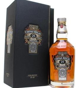 Chivas Regal 25y 0