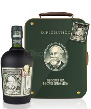 Dárkový alkohol - rum Diplomático