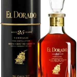 El Dorado 25y 0