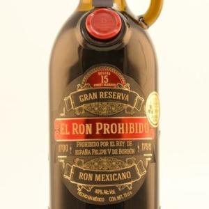 El Ron Prohibido Solera 15y 0