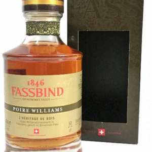 Fassbind Poire Williams L´Heritage De Bois 0
