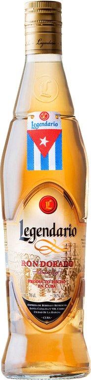 Legendario Dorado 5y 0