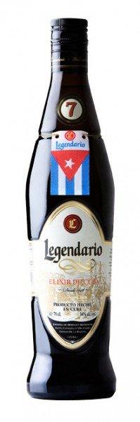 Legendario Elixir De Cuba 7y 0
