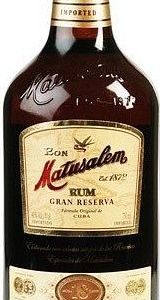 Matusalem Gran Reserva 18y 0