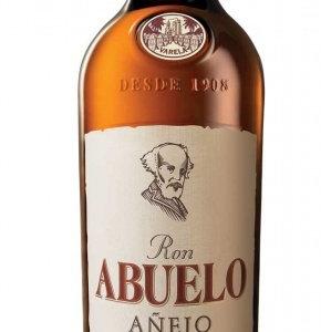 Ron Abuelo 5y 0