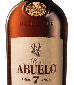 Ron Abuelo 7y 1l 40% - Skvělý rum