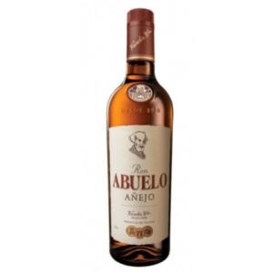 Ron Abuelo Anejo 5y 1l 40% - Skvělý rum