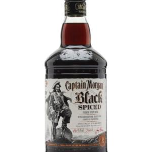 Captain Morgan Black Spiced 1l 40% - Skvělý rum