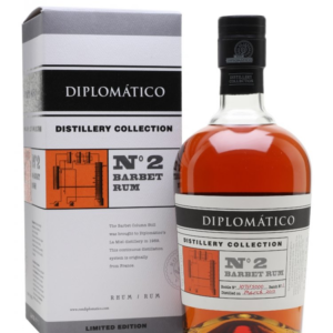 Diplomatico No. 2 Barbet Rum Distillery Collection 2013 0