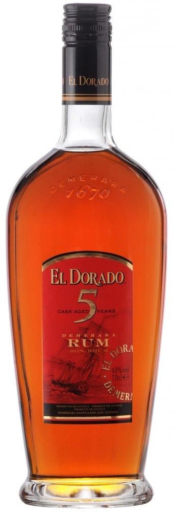 El Dorado 5y 0