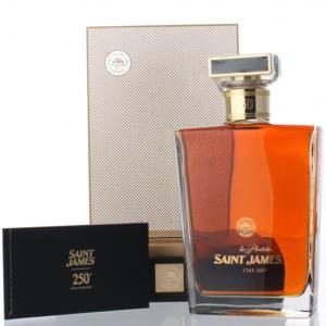 Saint James 250th Anniversary Decanter 0