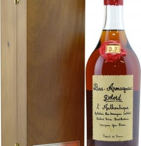 Armagnac Delord Authentique 0