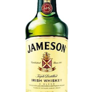 Jameson 1l 40% - Dárkové balení alkoholu Jameson