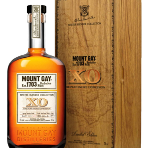 Mount Gay XO Peat Smoke Expression 0