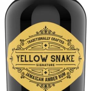Yellow Snake Rum 0