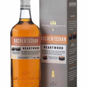 Auchentoshan Heartwood 1l 43% - Dárkové balení alkoholu Auchentoshan