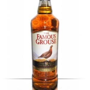 Famous Grouse 1l 40% - Dárkové balení alkoholu The Famous Grouse