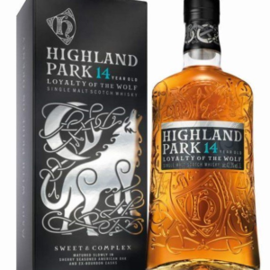 Highland Park Loyalty of the Wolf 14y 1l 42
