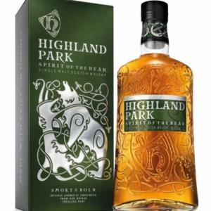 Highland Park Spirit of The Bear 1l 40% - Dárkové balení alkoholu Highland Park