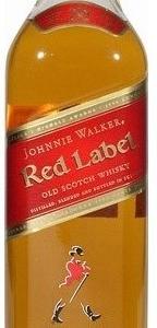 Johnnie Walker Red Label 1l 40% - Dárkové balení alkoholu Johnnie Walker