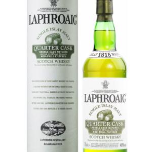 Laphroaig Quarter Cask 0