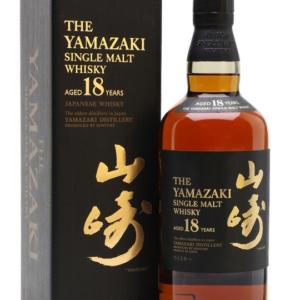 Yamazaki Single Malt Whisky 18y 0