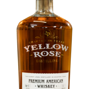 Yellow Rose Premium American Whisky 0