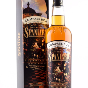 Compass Box The Story Of The Spaniard 0