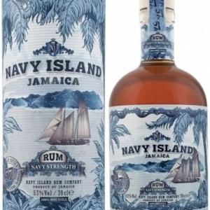 Navy Island Strenght Rum 0