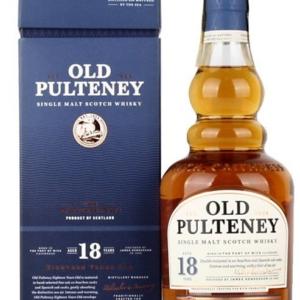Old Pulteney 18y 0