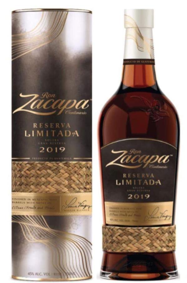 Ron Zacapa Reserva Limitada 2019 0