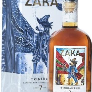 Zaka Trinidad 7y 0