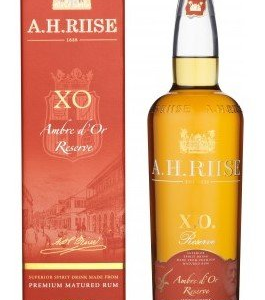 A.H.Riise XO Ambre d'Or 0