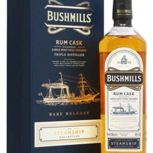 Bushmills Rum Cask Steamship 0