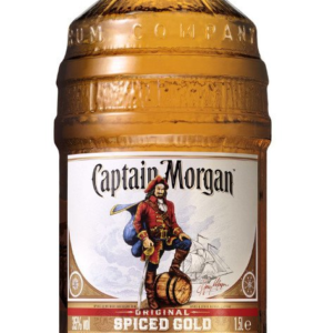 Captain Morgan Gold Spiced  1