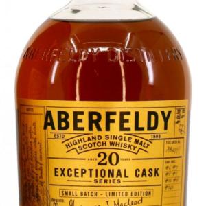 Aberfeldy Exceptional Casks 20y 0