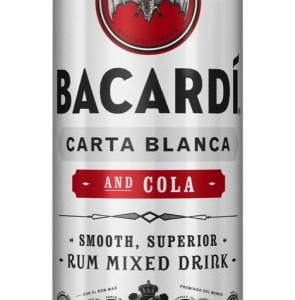 Bacardi Cola 0