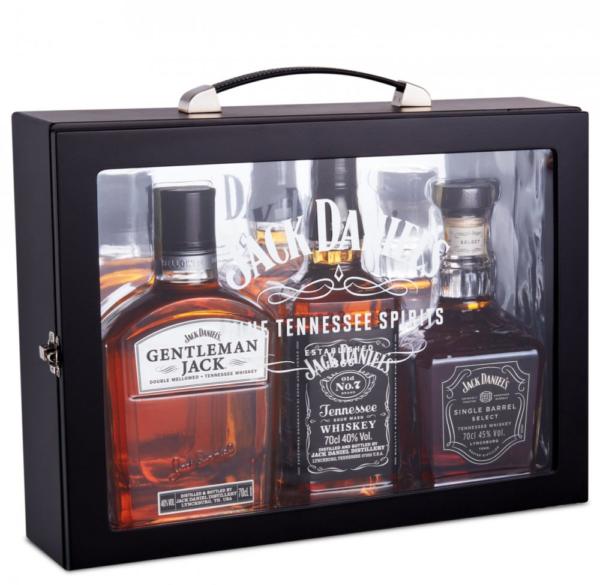 Jack Daniel's Family box 3×0