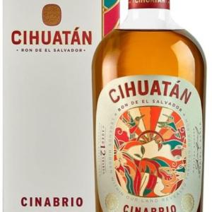 Cihuatán Cinabrio 12y 0