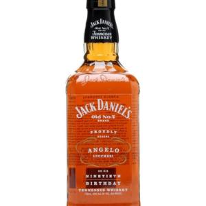 Jack Daniel's Angelo Lucchesi 90th Birthday 0