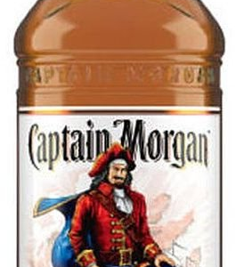 Captain Morgan Spiced 100 Proof 1l 50% - Skvělý rum